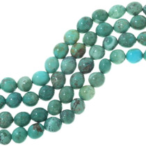 Green Turquoise Beads 33492