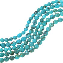 Round Turquoise Beads 33493