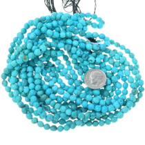 Bright Turquoise Beads 33495