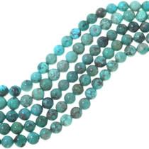 Tibetan Turquoise Beads Round 4.5mm Beads 33496