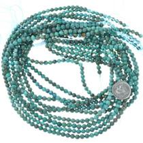 Green Mocha Spiderweb Turquoise Beads 33496