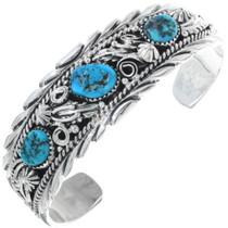 Kingman Turquoise Bracelet 20278