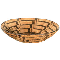 Authentic Native American Basket 34640