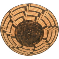 Pima Tribe Basket Weaving Cultural Art 34640