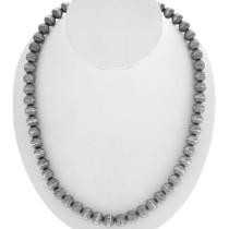 Desert Pearl Flower Bead Necklace 34642