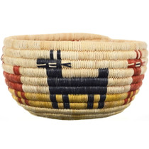 Hopi Coiled Basket Bowl 34646