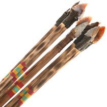 Hand Painted Navajo Arrows 34679