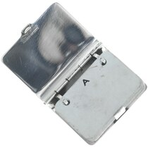 Sterling Phone Book Charm 34687