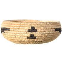 Traditional Paiute Tribe Basket Step Pattern 34803