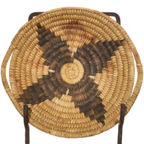 Antique Pima Handwoven Basket 34804