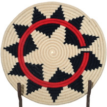 Vintage Navajo Wedding Basket 34805