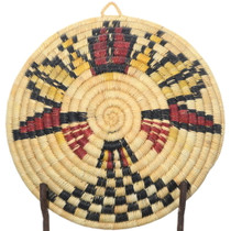 Authentic Hopi Basket Second Mesa Weaver 34836