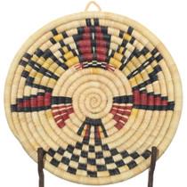 Vintage Hopi Kachina Basket 34836
