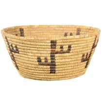 Vintage Papago Indian Cactus Basket 34842
