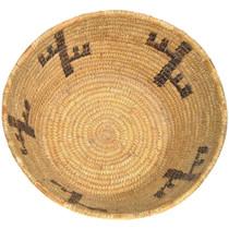 Saguaro Cactus Pattern Papago Basket 34842