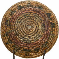 Antique 1900s Native American Basket 34843
