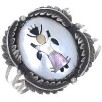 Old Pawn Apache Crown Dancer Bracelet 34921