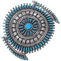 Old Pawn Sleeping Beauty Turquoise Bracelet 34935
