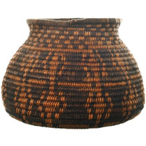 Antique Apache Basket Weaving 34940