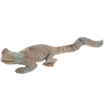 Native American Zuni Lizard Fetish Carving 34947