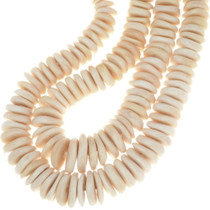 Graduated Natural Bone Beads 35010