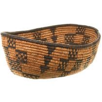 Antique Yavapai Indian Basket Bowl 33856