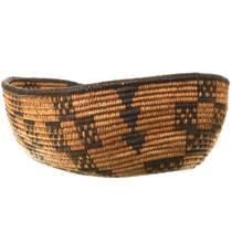 Rare 1910s Native American Basket Extra Fine 33856