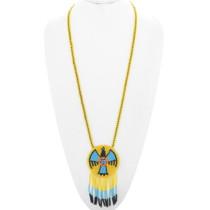 Native American Thunderbird Necklace 35048