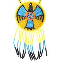 Vintage Navajo Seed Bead Necklace 35048