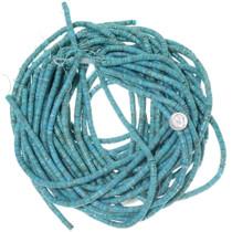 Turquoise Santo Domingo Style Heishi Beads 34743