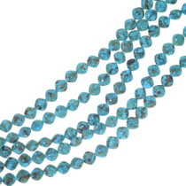 Turquoise Cushion Beads 34752