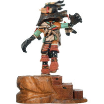 Hand Carved Native American Kachina Doll 35051