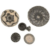 Authentic Native American Miniature Baskets 35061