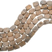 Natural Desert Jasper Beads 34772