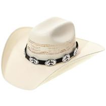 Native American Thunderbird Concho Hatband 35118