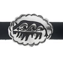 Native American Buffalo Hatband 35120
