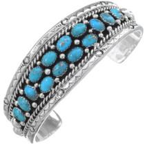 Turquoise Cluster Bracelet 26472