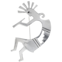 Native American Kokopelli Brooch Pin 35136