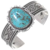 Vintage Turquoise Cuff Bracelet 35139
