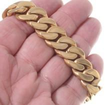 Gold Chain Bracelet 35153