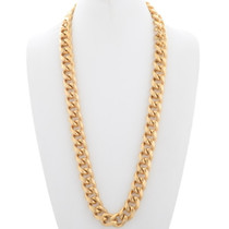 Long Gold Chain Necklace 35157
