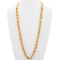 Long Gold Necklace Chain 35158
