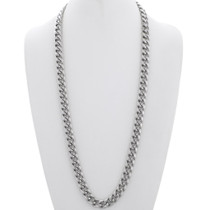 Silver Necklace Chain 35159