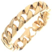 Gold Chain Bracelet 35161