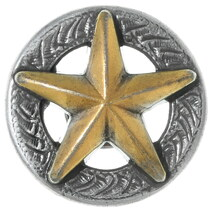 Texas Ranger Star Concho 35180