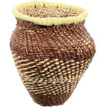 Small Vintage Apache Basket 35194