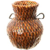 Vintage Apache Tus Basket 35201