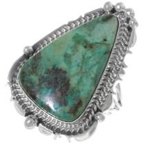 Navajo Royston Turquoise Ring 35212