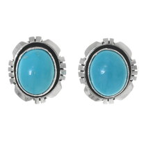Turquoise Stud Earrings 35217
