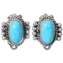 Native American Turquoise Earrings 35250